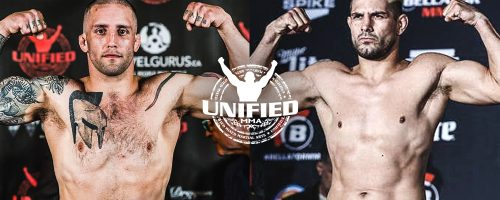 Ortiz steps in to face Ash in Unified 33 headliner