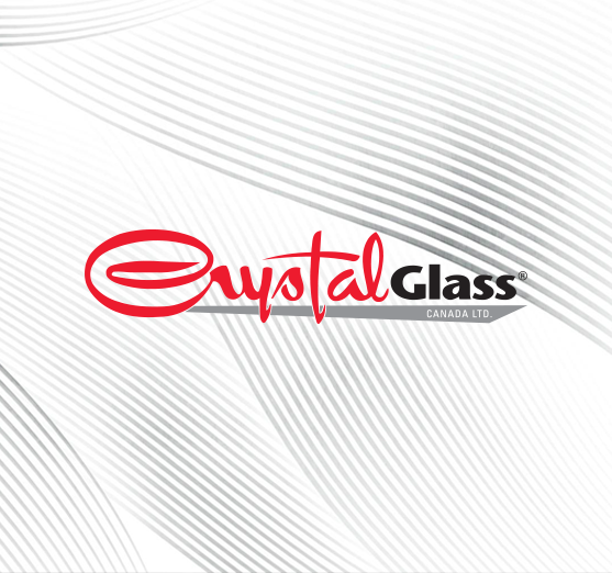 Crystal Glass Square