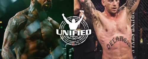 "RYAN ""THE REAL DEAL"" FORD STEPS BACK INTO THE CAGE VERSUS DELANOIT AT UNIFIED 34"