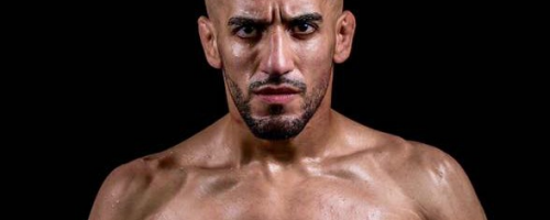 Getting to know Justin Basra before Unified 36 in Calgary