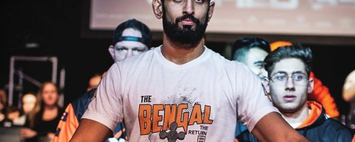 "Unified 36's KB ""The Bengal"" Bhullar: ""I want to be remembered as a master of my craft"""